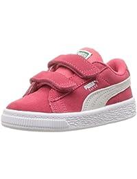 Kids' Suede Classic Velcro Sneaker