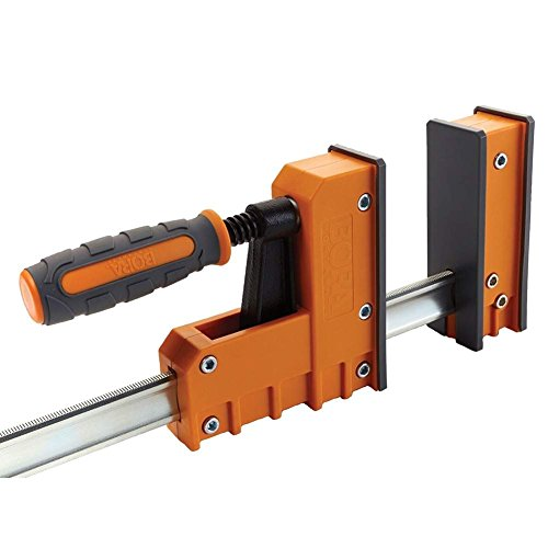 Bora 571112 Parallel Jaw Woodworking Clamp The Precision Clamp That'S Simple To Use, Super Strong, Provides Rock-Solid, Even Pressure, 12''