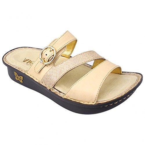624e54c2bd714 Galleon - Alegria Womens Colette Sandal Oat Size 41