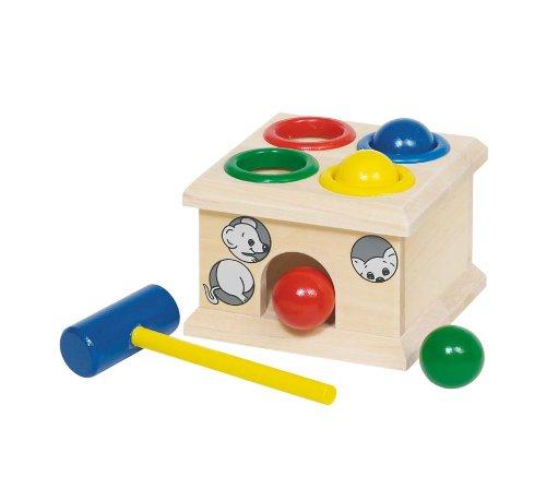 GoKi Wooden Hammer Game Fidu