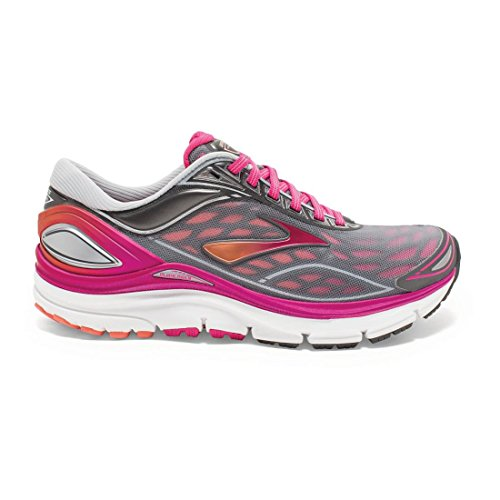 Running Transcend Brooks Shoes Women's 3 Pink Pink Baby CqwfFSw