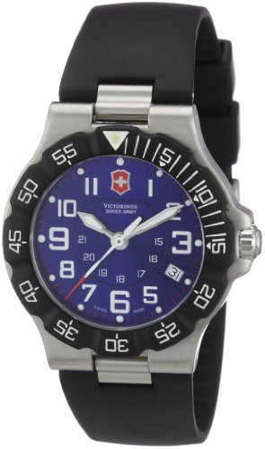 Victorinox Swiss Army Men's 241410 Summit XLT Blue Dial Watch