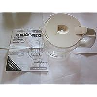 Black & Decker VersaBrew 3370B Jarra de reemplazo de 12 tazas
