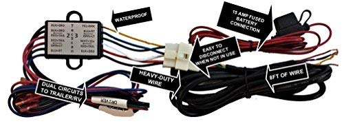 - TecScan-LiTESeasy-POWERED-3-To-2-Wire-Trailer-Tail-Light-Converter