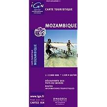 IGN MONDE : MOZAMBIQUE