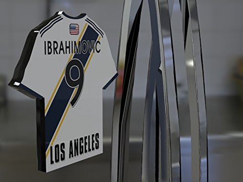 Major League Soccer - MLS de fútbol camisa imán para nevera ...