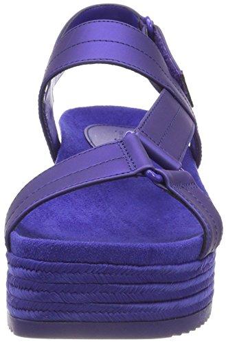 Abierta Azul Piresien EU Spring Punta Blue para con It Mujer Clematis Sandalias Call 6q4nxHRR