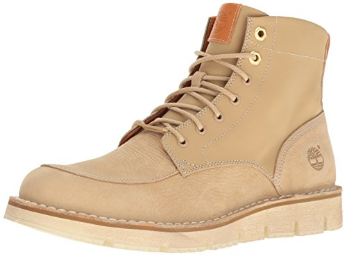 Nubuck Timberland Light Boots WESTMORE Men's Beige Canvas TqxaT
