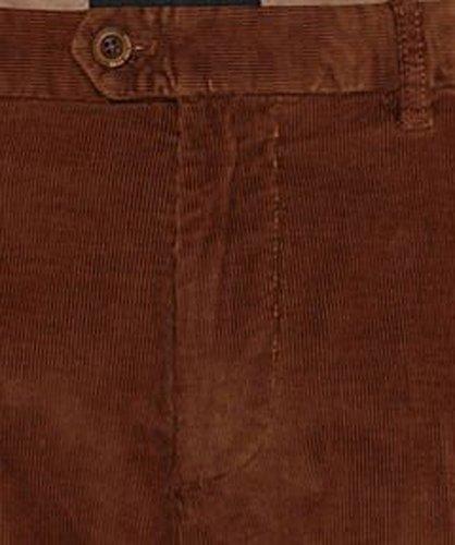 Brax Damen Cordhose Everest Cord 89-1437/53 Stretch nougat Gr. 24 (W34 L30)