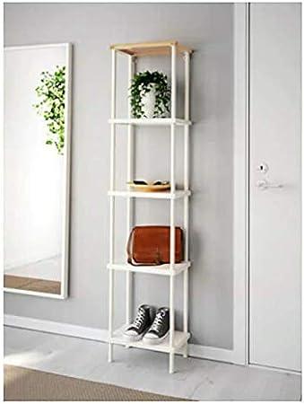 DYNAN IKEA - Estantería (40 x 27 x 176 cm), Color Blanco ...