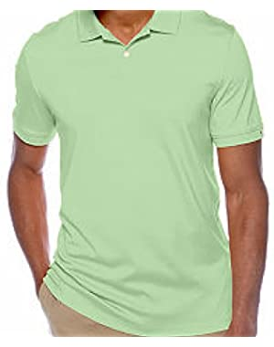 Calvin Klein Sportswear Men's Short Sleeve 2 Button Polo Size: XXlarge Calvin Kl