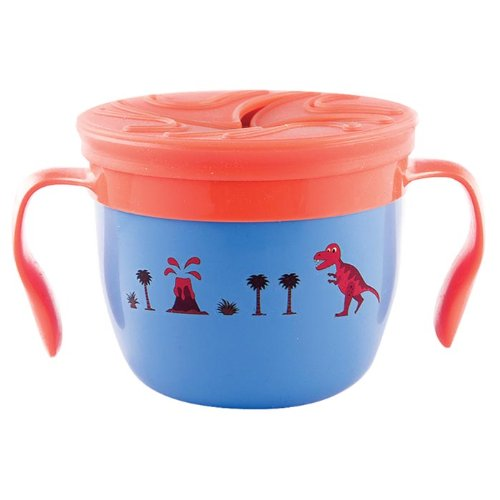Gobble n Go Kids Stainless Steel Snack Cup