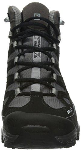 Pewter Schwarz WP Salomon Noir Synapse Homme de Black Snow CS Chaussures Randonnée Trekking Et Autobahn Pn6wpqC