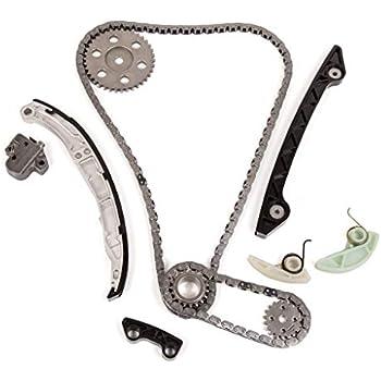 Evergreen TK20623 Timing Chain Kit Fit 06-13 Ford Escape Fusion Lincoln Mazda Mercury 2.3L 2.5L