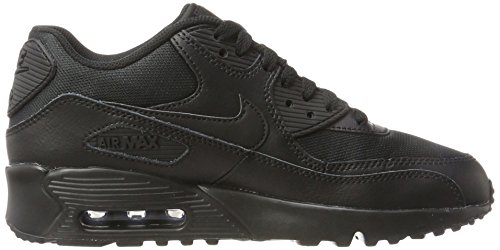 Max De 90 Chaussures Mesh Running Nike On gs black Noir black Gar Air YHx6O6