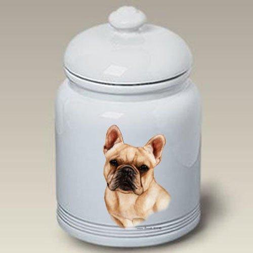 french bulldog treat jar - 2