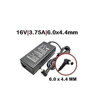 Portatilmovil - Cargador para PORTÁTIL Sony VAIO PCG-505 16V ...