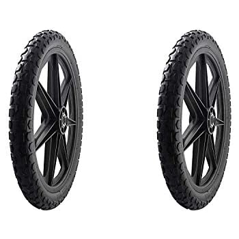 Amazon Com Marathon 92001 20x2 0 Flat Free Cart Tire On
