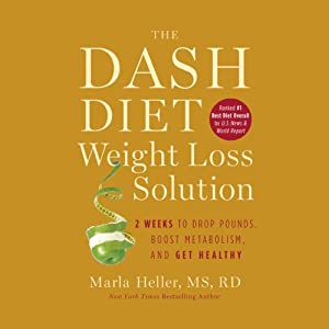 The Dash Diet Weight Loss Solution Audiobook