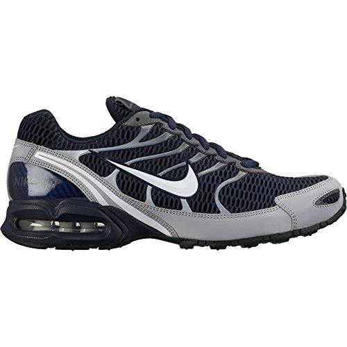 b6287eae44 Galleon - Nike AIR MAX Torch 4 Obsidian Blue Grey White Mens Running Shoe  343846 411