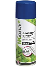 IKona+ T113 Colla Spray Rimovibile, 400 ml