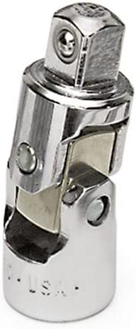 SK Hand Tools 40990 1//4-Inch Drive Chrome Universal Joint
