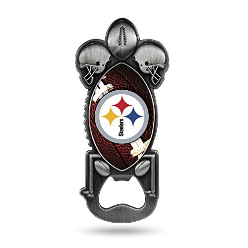NFL Pittsburgh Steelers Party Starter Bottle Opener from Rico Industries, Inc.