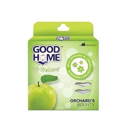 e8944344b03e6 Goodhome Air Freshener - 50 g (Orchard's Bounty): Amazon.in: Health ...