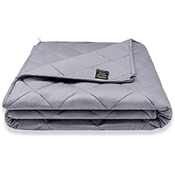 YOLIPULI Weighted Blanket for Kids Adult 10 lbs - 40