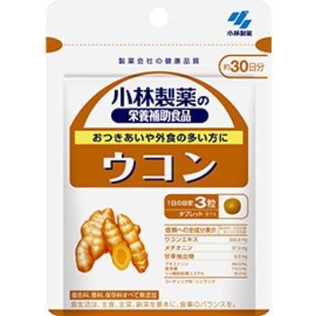 小林製薬 ウコン 90粒×6個セット B074CXQBDF