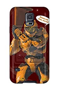New Arrival Premium S5 Case Cover For Galaxy (excellent Red Vs Blue Grif)