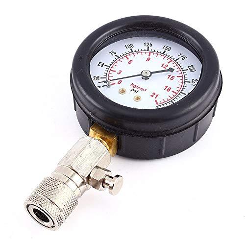 elegantstunning Cylinder Compression Gauge Tester Gas Petrol Engine Gauge Kit for Car/Motorcycle by elegantstunning (Image #5)