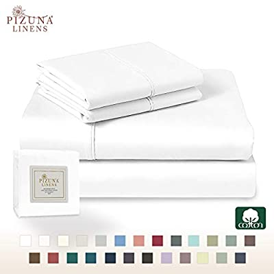 400 Thread Count Cotton Sheets Set