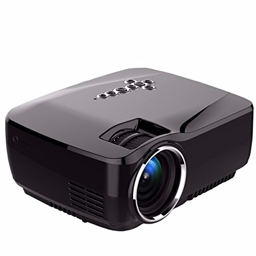 Smart wifi projector elegiant mini wireless bluetooth for Best wireless mini projector