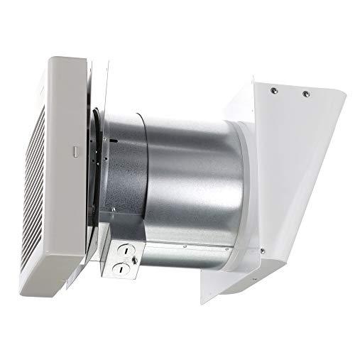 Panasonic FV-08WQ1 WhisperWall Ventilation Fan, Quiet Air Flow, Long Lasting, Easy to Install
