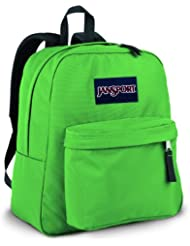 JanSport Spring Break Classics Series Daypack (Verdant Green)