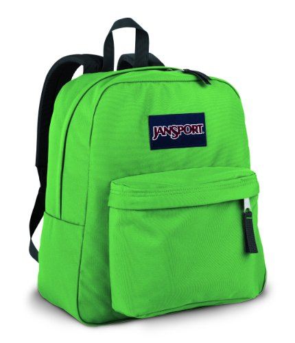 - JanSport Spring Break Classics Series Daypack (Verdant Green)
