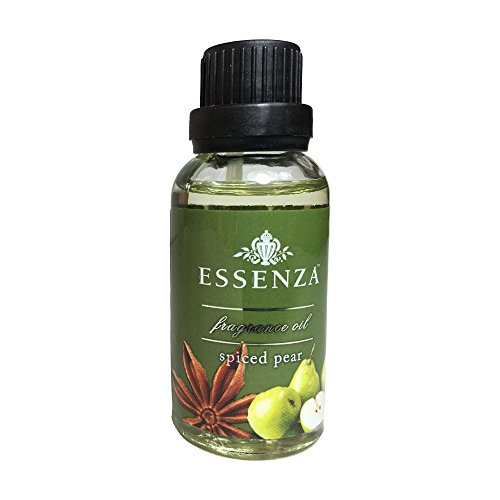 Spiced Pear Scent Oil - Essenza Home Fragrance Oil - Spiced Pear - 29.57 mL - Made in U.S.A
