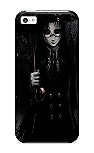 CaseyKBrown Design High Quality Hellsing Cover Case With Excellent Style For Iphone 5c