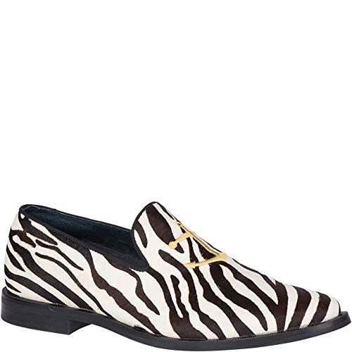 Sperry Top-Sider Overlook Smoking Slipper Men 9.5 Zebra