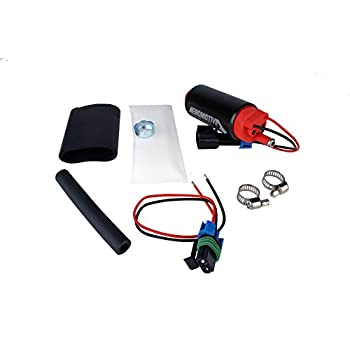 Image of Electric Fuel Pumps Aeromotive 11540 340 Series Stealth in-Tank E85 Fuel Pump-Center Inlet