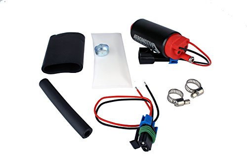 Kit Fuel Update Injection (Aeromotive 11540 340 Series Stealth in-Tank E85 Fuel Pump-Center Inlet)
