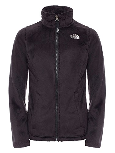 The North Face Osolita Jacket Girls - TNF Black Small Black Score Full Zip Fleece