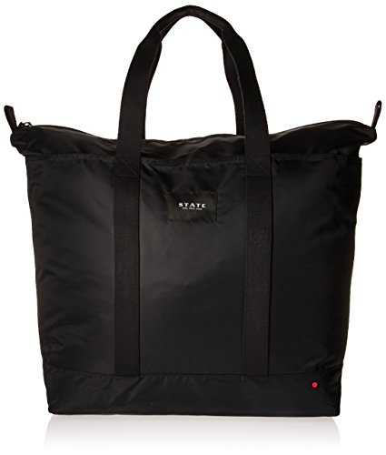 STATE Bags Douglass Weekender, Black by STATE Bags