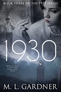 1930 by M.L. Gardner ebook deal