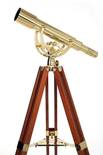 Celestron 22303 Ambassador 50 Brass Telescope (Brass) Celestron