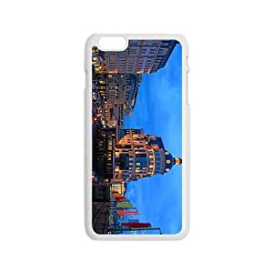 MMZ DIY PHONE CASEBusy City Hight Quality Case for Iphone 6