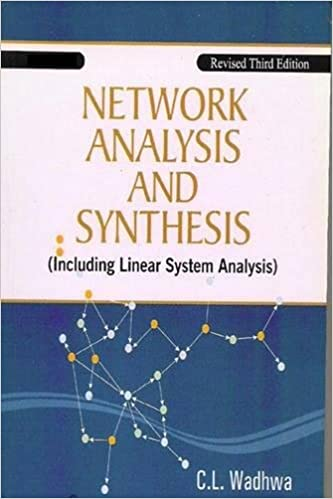 Electrical Network Analysis Pdf
