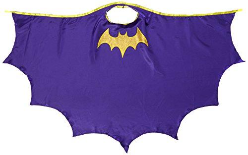 DC Super Hero Girls Batgirl Cape (Bat Girl Cape)