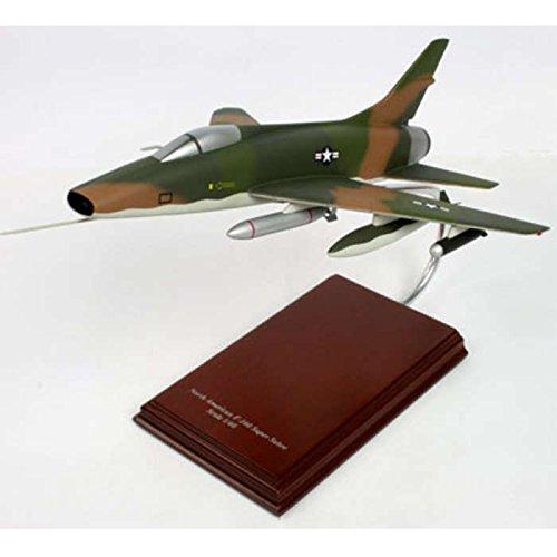 Executive Series Models F-100 Super Sabre Model Kit (1/40 Scale) by Executive Series Models